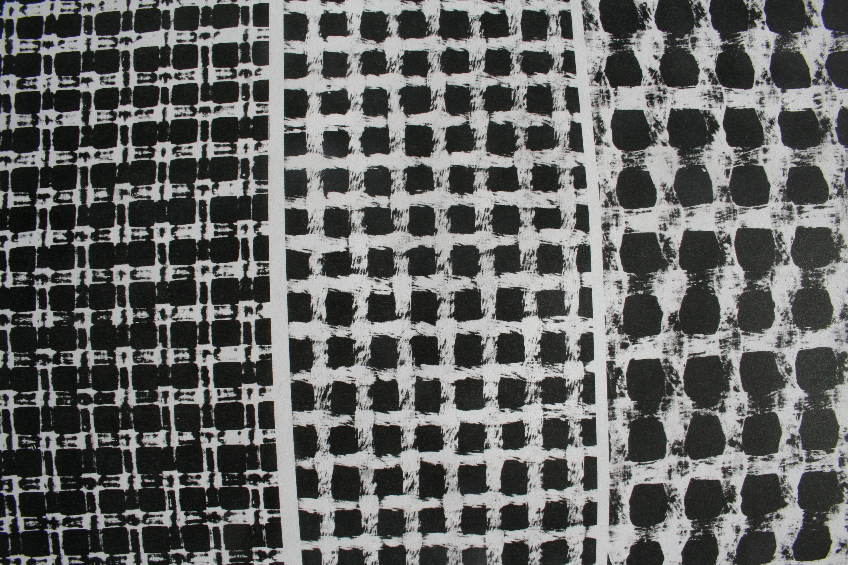 print #18 - 2009 - copier; fashioned material